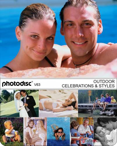 PhotoDisc V63 | Outdoor Celebrations & Styles