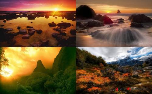 Nature WideScreen Wallpapers #28