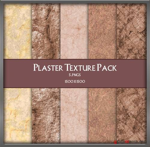 Plaster Texture Pack