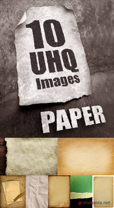 UHQ Paper and Texture Photos