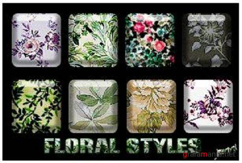 Beautiful floral styles