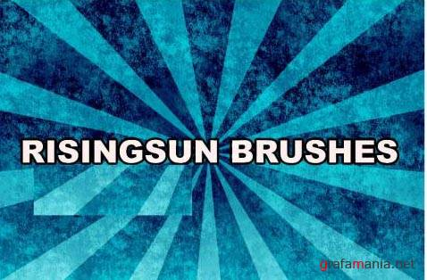 Rising Sun Brush