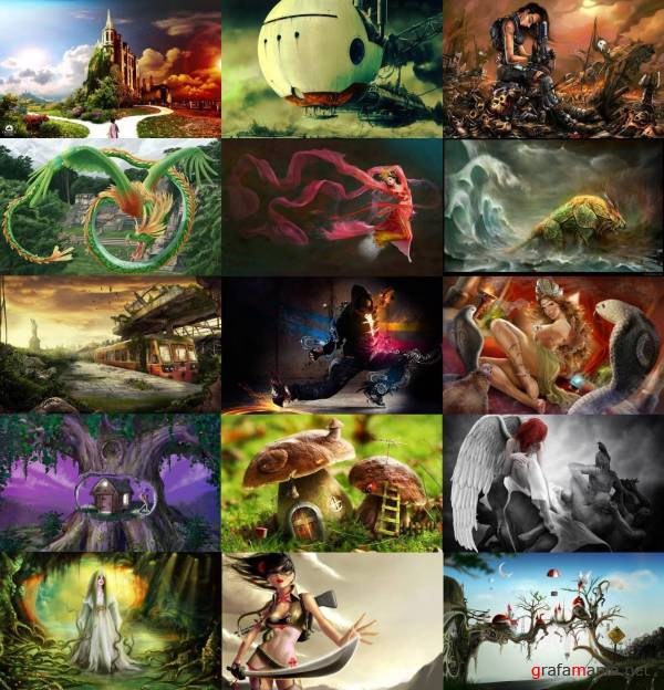 Fantasy WideScreen Wallpapers S#15