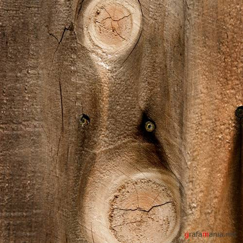 Dirty Knotty Wood Textures