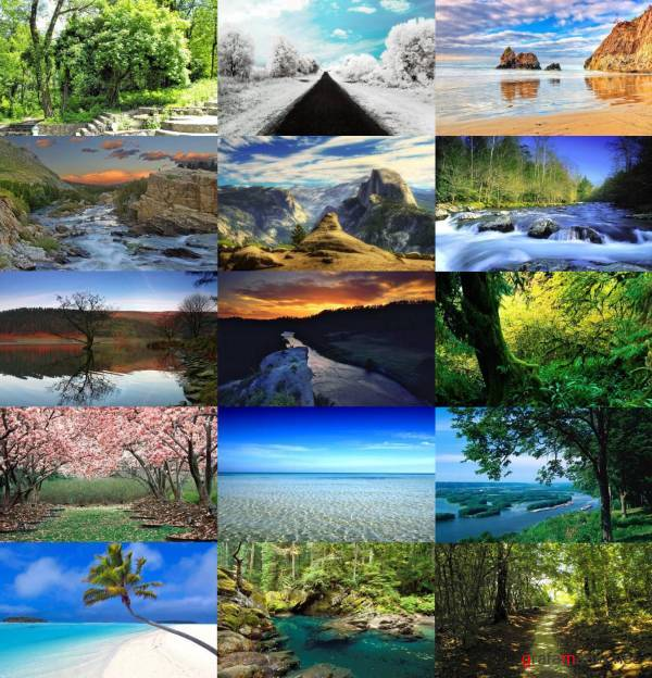 Nature WideScreen Wallpapers #33