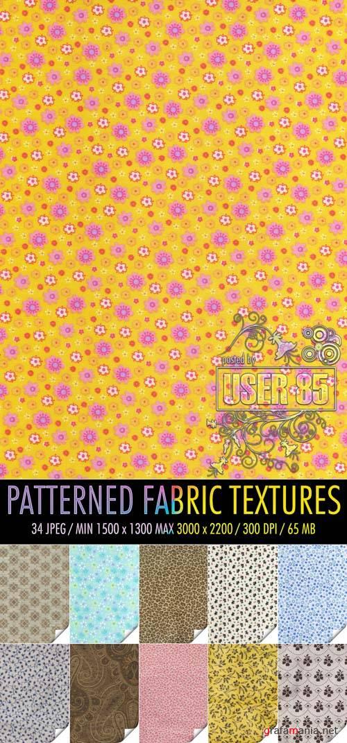 �������� - Patterned Fabric Textures