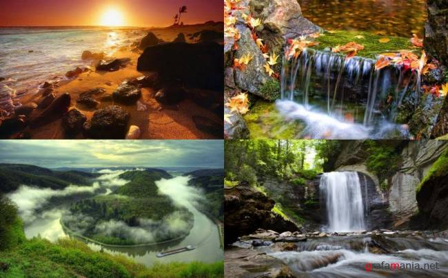 Nature WideScreen Wallpapers #29