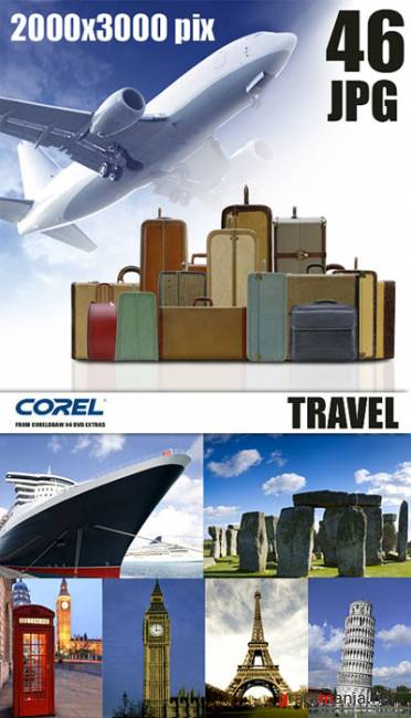 Corel Gallery - TRAVEL