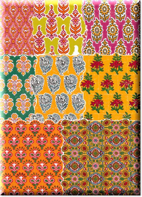 Ornaments and patterns 20   Орнаменты и узоры 20