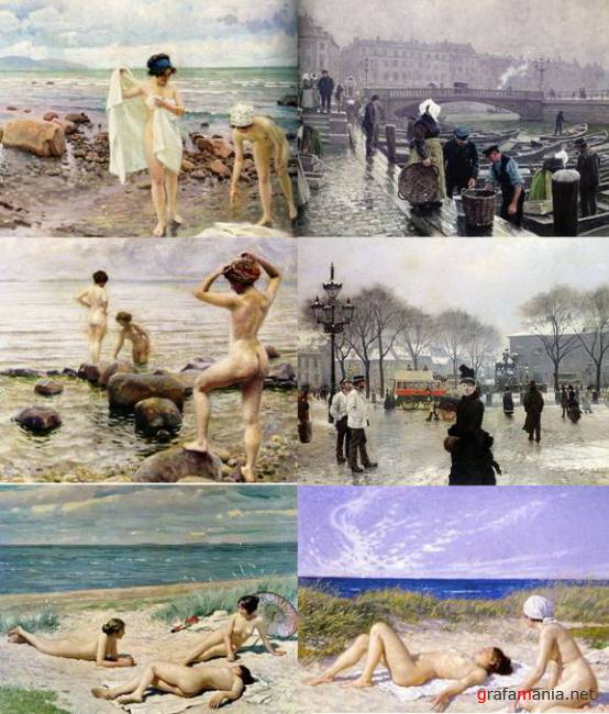 Artworks by Paul Gustave Fischer (1860-1934)