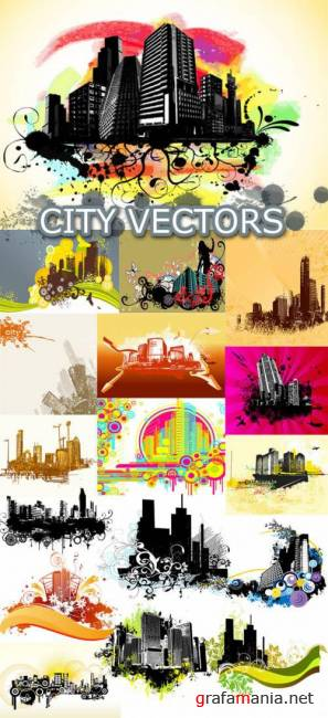 The City Vectors Collection