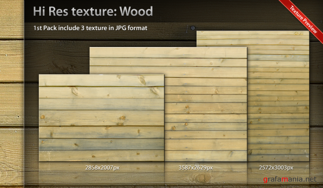 Texture Wood Pack 01