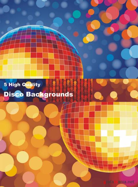 High Quality Disco Backgrounds