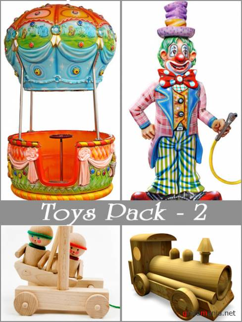 ����������� - Toys Pack - 2
