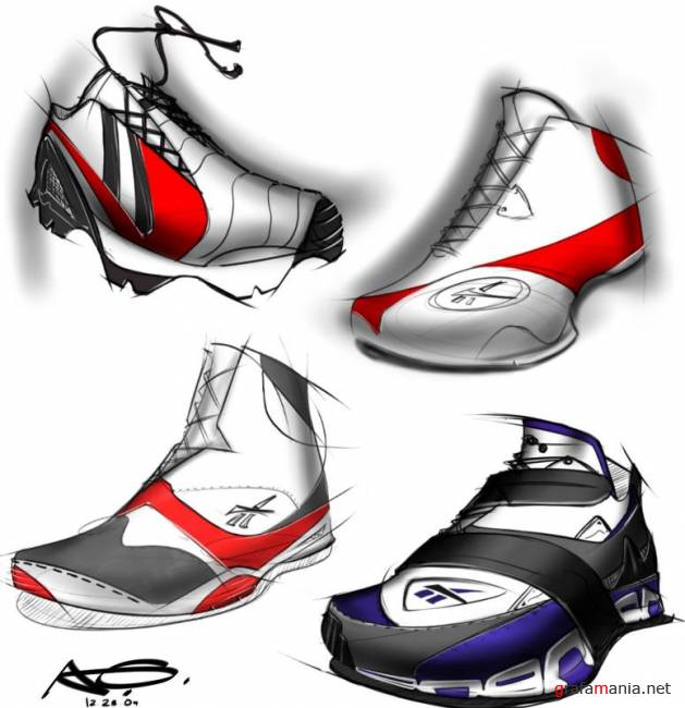 Sneakers Creation