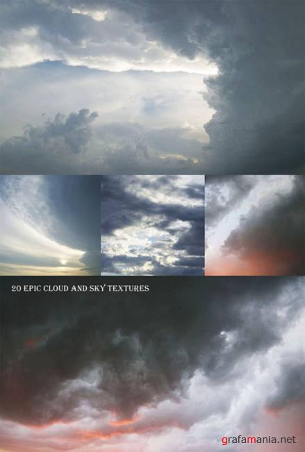 Epic Cloud and Sky Textures