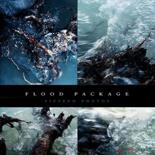 Фотоклипарт - Flood Package