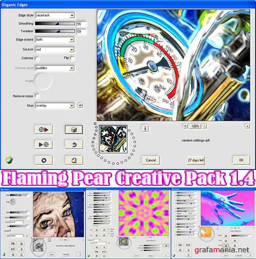 Flaming Pear Creative Pack 1.4