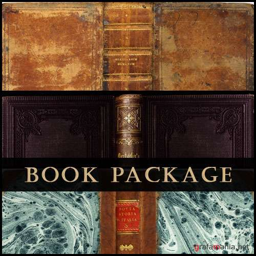 Фотоклипарт - Book Package