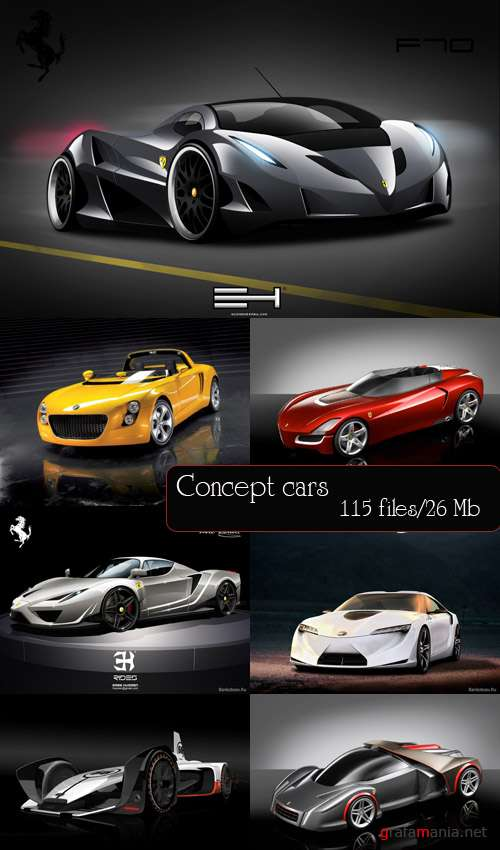 Wallpapers - Concept cars
