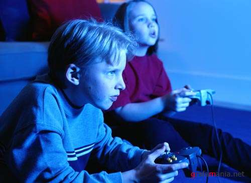 tv internet video games effects on