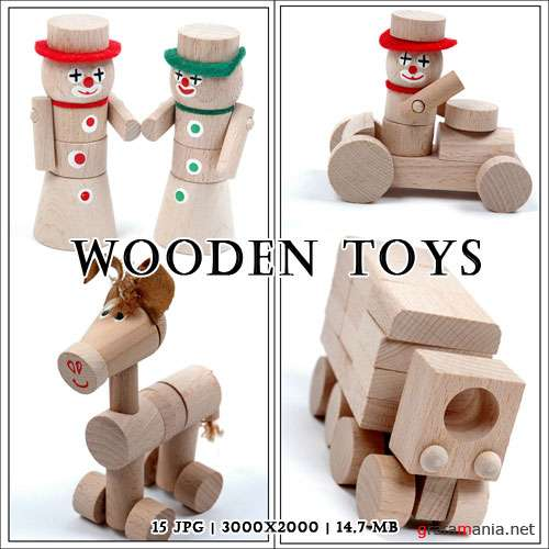 ����������� - Wooden toys
