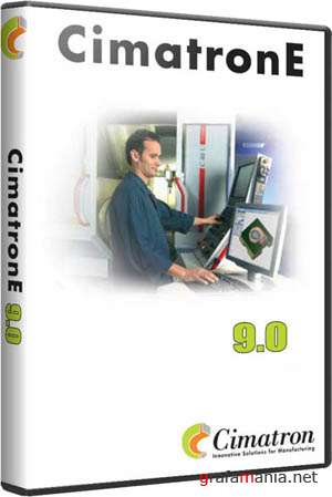Cimatron E Version 9.0 (2009)