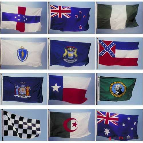 Corel Professional Photos - Flags Of The World