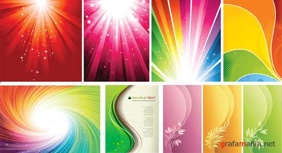 Vector Abstract Backgrounds 03
