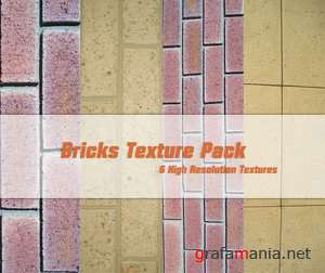 Bricks Texture Pack