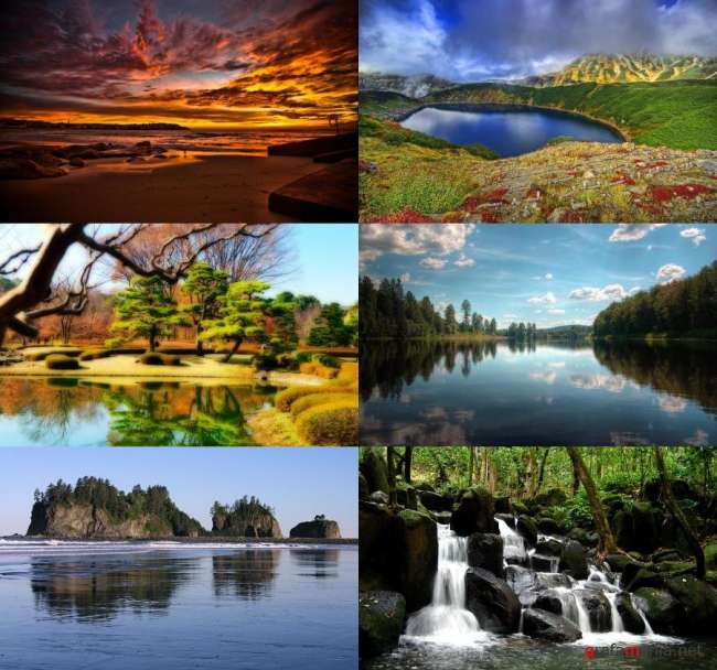 Nature WideScreen Wallpapers #37