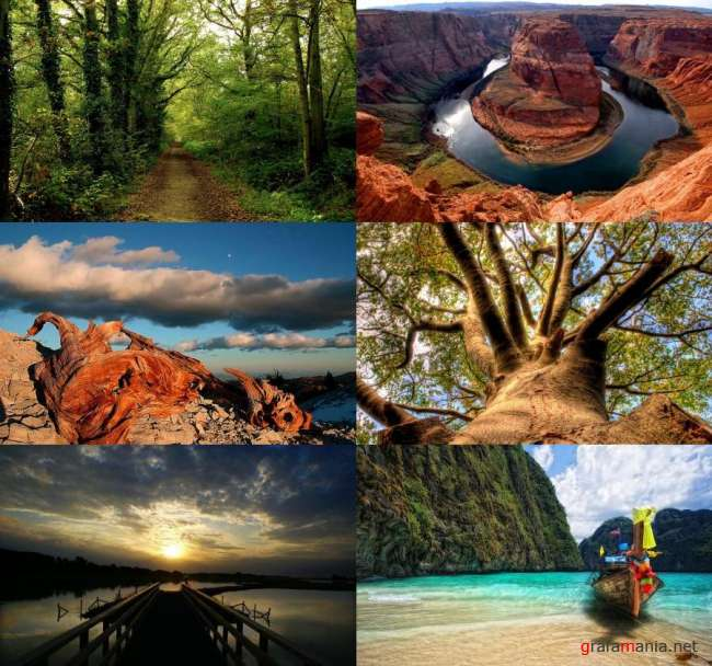 Nature WideScreen Wallpapers #38