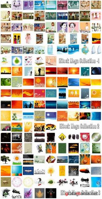 iStock Mega Collection �1, �2, �3
