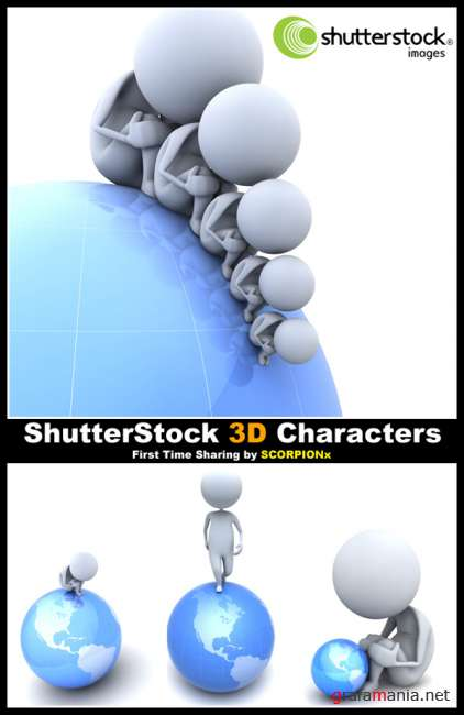 Amazing SS - 3D Characters