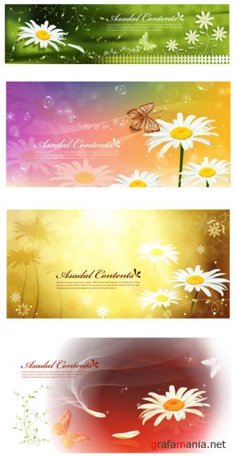 Asadal Romantic Flowers 3