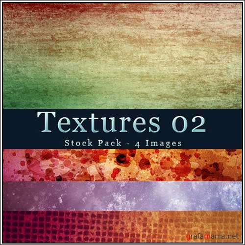 Textures 02 Stock Pack