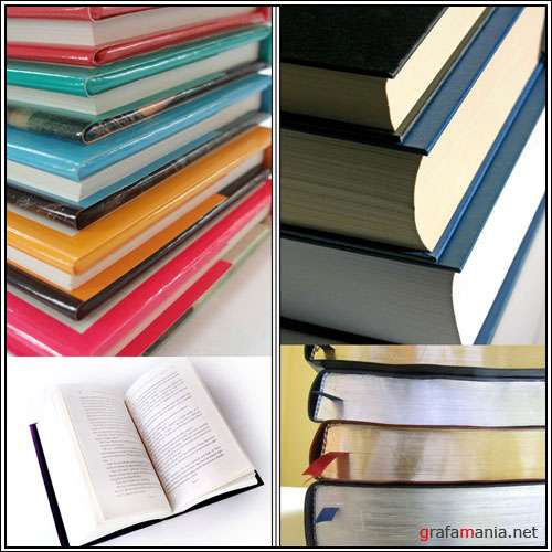 Фотоклипарт - books pack 3