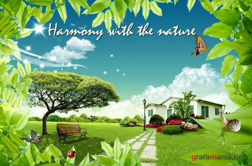 Harmony with the nature (Vol.1)