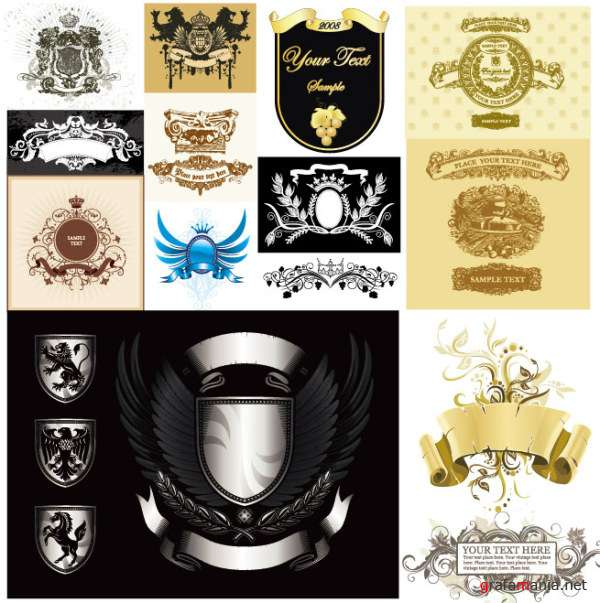 SS Shields and Design Elements