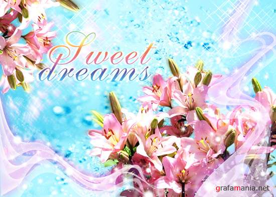 "PSD Templates - ""Sweet Dreams"" - Part 4"
