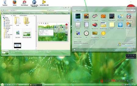Vista Themes AiO V3 - ����� �������������� Windows