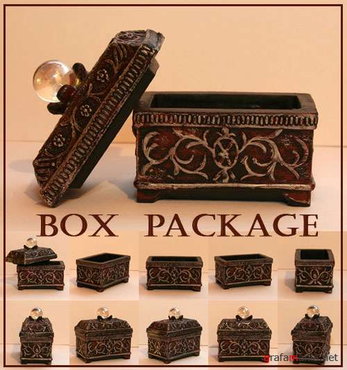 ����������� - box package