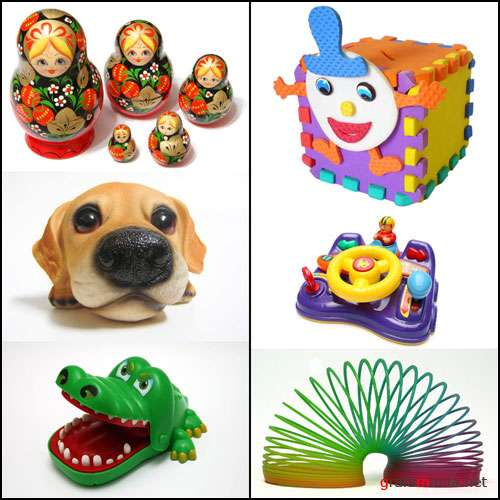 ����������� - toys pack 9