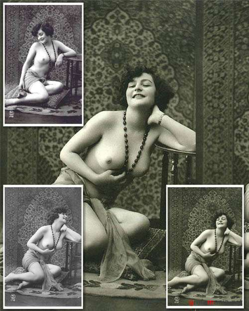 Vintage nude photos