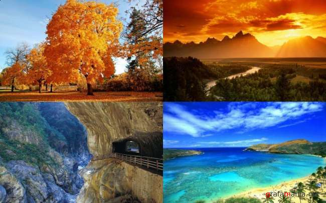 Nature WideScreen Wallpapers #41