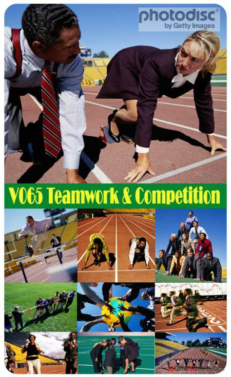 Teamwork & Competition (V065)