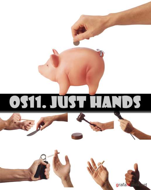 Just Hands (OS11)