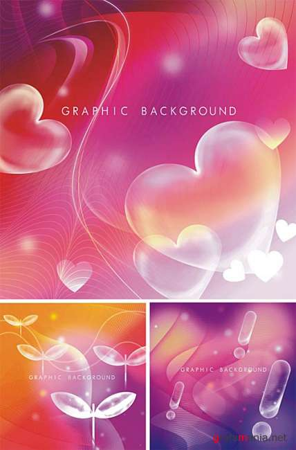 PSD Graphic Background part 1
