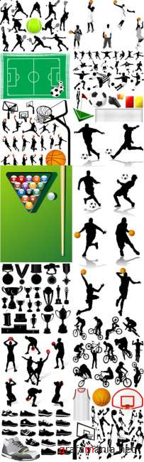 SS Sports Vector Pack
