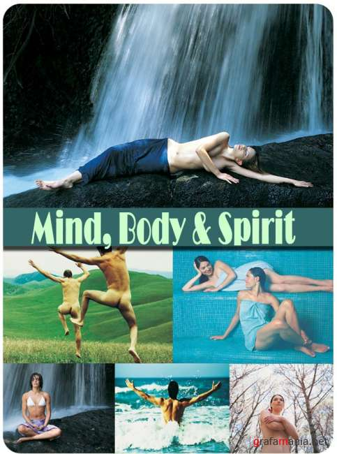 Mind, Body & Spirit  (DV385)